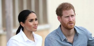 Meghan Markle and Prince Harry (Image: GETTY)