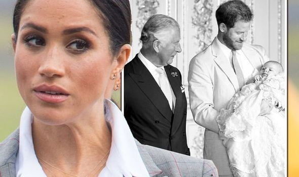Meghan Markle snubbed from Archie's birthday message from Charles