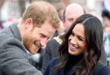 Prince Harry and Meghan Markle celebrated their son's birthday on Thursday (Image: GETTY)