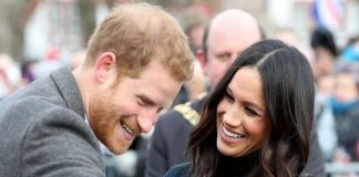 Prince Harry and Meghan Markle celebrated their son's birthday on Thursday(Image: GETTY)