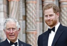 Prince Harry opened up about his relationship with father Charles (Image: GETTY)