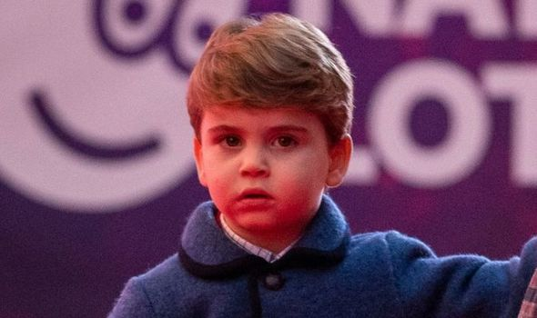 Prince Louis became the first royal to miss out on a line of succession privilege(Image: getty)