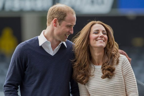Prince William and Kate Middleton got married in 2011(Image: GETTY)