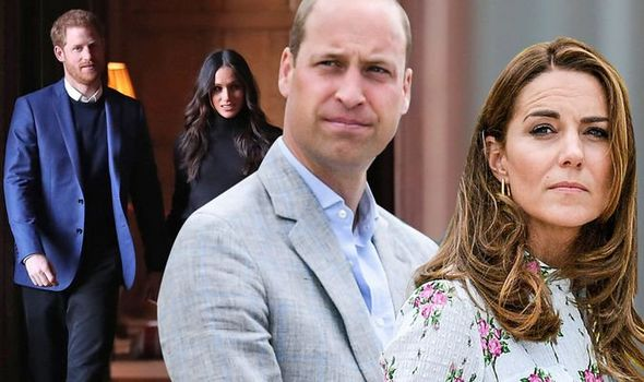 Prince William and Kate have been warned by the CEO of Republic(Image: GETTY)
