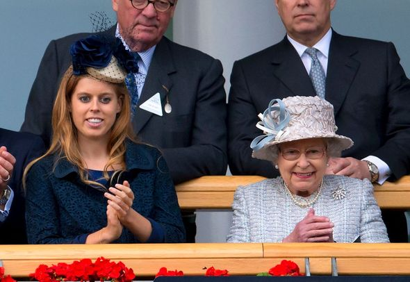 Princess Beatrice's baby won't inherit a royal title at birth(Image: Getty Images)