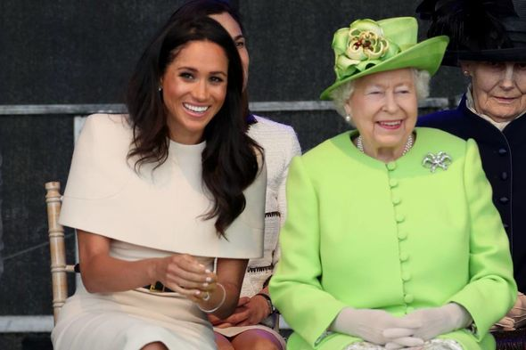 The Duchess of Sussex has publicly spoken about her struggles within the Royal Family(Image: PA