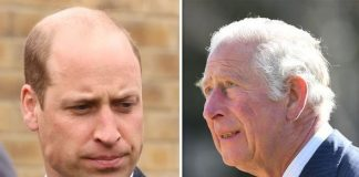Prince William and his father Prince Charles (Image: Getty)