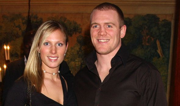Zara Mike Tindall horse riding news latest update