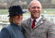 File photo dated 12/3/2020 of Zara Tindall and Mike Tindall during day three of the Cheltenham Festival at Cheltenham Racecourse