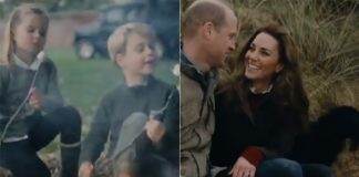 Kate Middleton's new family video features one heartbreaking detail