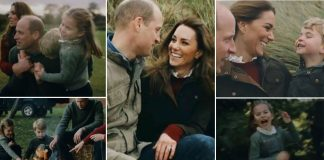 Kate Middleton's incredible family video shot at Norfolk home has royal fans reacting Photo (C) GETTY IMAGES the same way