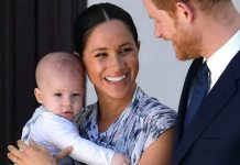 meghan markle archie harrison sussex new photos