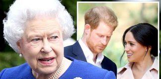 meghan markle prince harry megxit queen