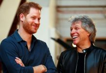 prince harry jon bon jovi