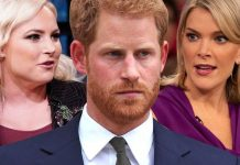 Prince Harry came under fire from Meghan McCain and Megyn Kelly over his comments on US laws(Image: GETTY/PA)