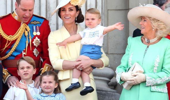 prince louis news prince george princess charlotte