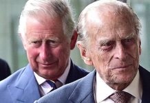 Prince Philip 'persuasive' intervention in Charles marriage row 'led to conflict' with son(Image: GETTY)