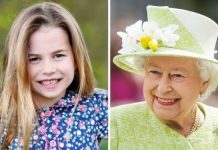princess charlotte birthday pictures the queen latest