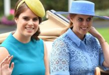 princess eugenie princess beatrice royal wedding