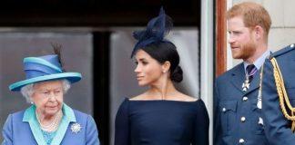 queen meghan markle prince harry