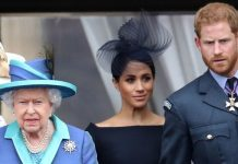 queen meghan markle prince harry