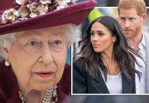 queen news meghan markle prince harry latest