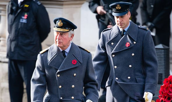 Charles expressed his desire to hug his family last year(Image: Getty)