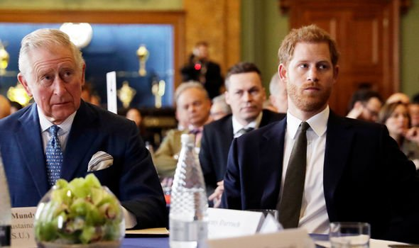 Charles' accounts show Harry and Meghan did receive some funds from the Prince of Wales(Image: Getty)