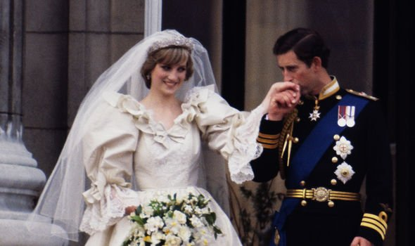 Charles married Diana in 1981(Image: GETTY)