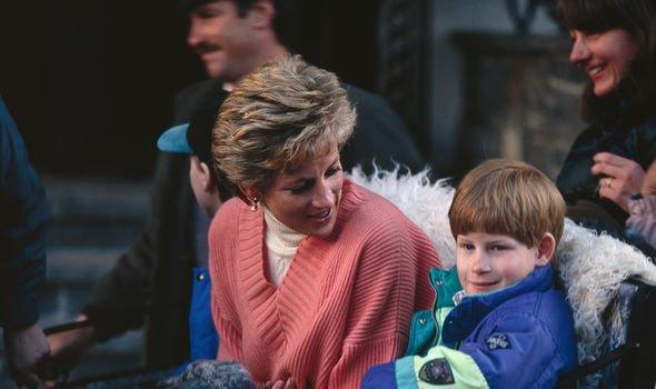 Diana left a huge estate behind for her royal sons(Image: Getty)