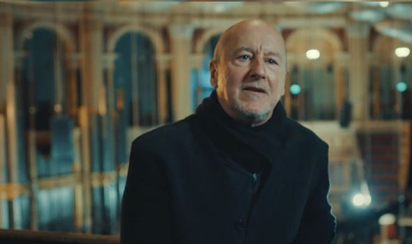 Former Artistic Director for the English National Ballet, Derek Deane(Image: ITV)