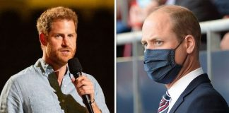 Harry's birthday snub to William before Megxit spotted by eagle-eyed fans: 'Rude!'(Image: Getty)
