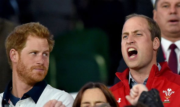 Harry and William used to be close but now have a strained relationship(Image: Getty)