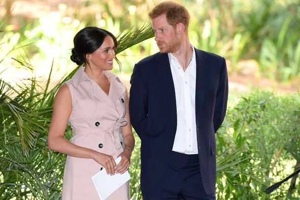"""Harry added his relationship with his brother William was """"spaced""""(Image: GETTY)"""