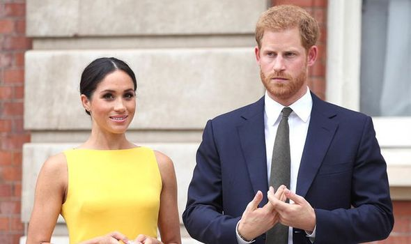 Harry and Meghan are settling into life as a family of four after the birth of Lilibet Diana(Image: GETTY)