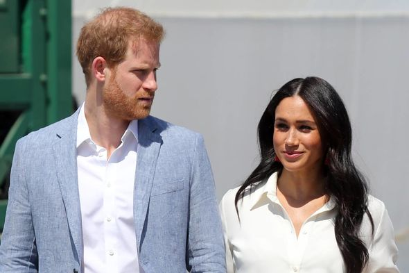 """Harry said he felt """"trapped"""" as a royal during his bombshell Oprah interview(Image: GETTY)"""