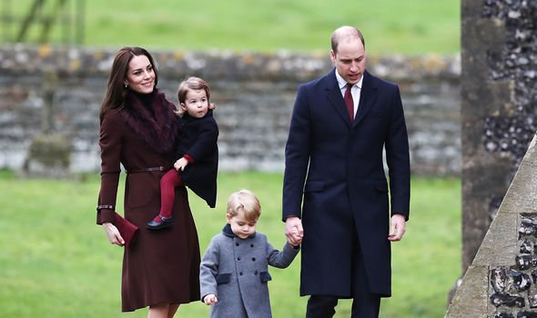 Kate and William's children are loved by royal fans(Image: Getty)