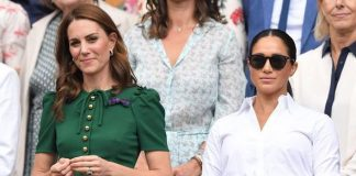 Kate, Duchess of Cambridge: Her and Meghan's feud is said to have began at Nottingham Cottage(Image: GETTY)