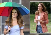 Kate Middleton puts 'modern twist' on outfits while 'respectfully' following tradition(Image: Getty)