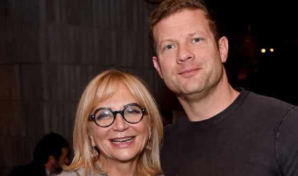 Dally Morgan and Dermot O'Leary(Image: Getty)