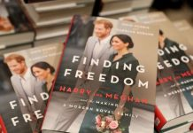 Finding Freedom was written by a royal commentator(Image: Getty )