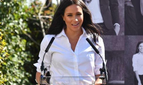 Meghan Markle has been rumoured to be looking into a political career(Image: Getty )