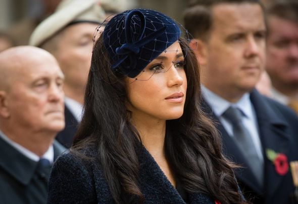 Meghan Markle is currently being investigated over bullying royal staff members(Image: Getty )