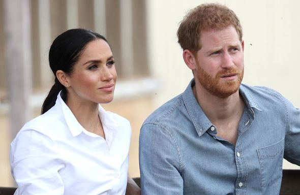 Royal news: Meghan and Harry hit back at allegations they did not speak to the Queen about Lilibet's name(Image: GETTY)
