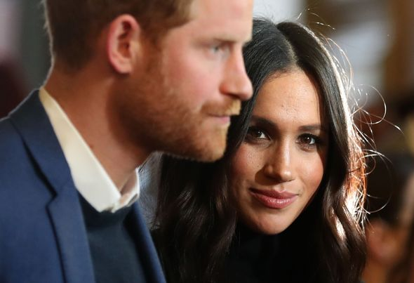 Meghan Markle and Prince Harry's popularity is waning amongst some people in America following their latest controversial move.(Image: GETTY)