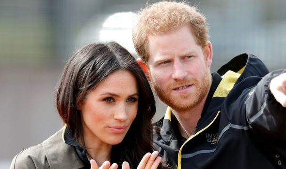 Meghan and Harry face backlash from Americans as they have had 'enough of their nonsense'(Image: GETTY)