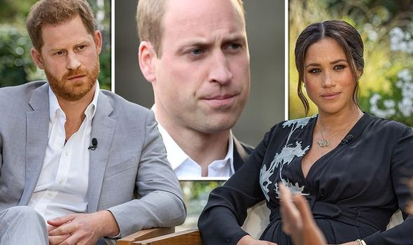 Meghan Markle interview clash: 'Risk of worsening rift' on eve of Prince William birthday(Image: GETTY)