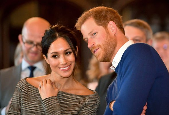 Ms Kelly also reflected on the controversy over Meghan and Harry naming their daughter after the Queen's nickname.(Image: GETTY)