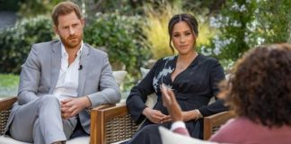 Meghan Markle and Prince Harry stepped down as senior royals in March 2020(Image: GETTY)