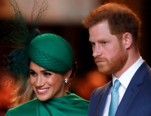 Meghan Markle and Prince Harry got married in May 2018(Image: GETTY)